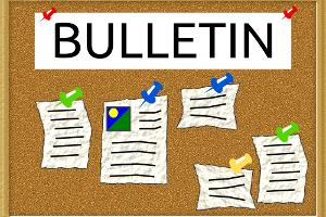 Bulletin Header